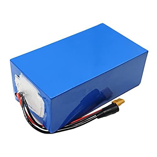 All-Purpose 36V 15ah 10S5P Paquete de baterías de Litio para Bicicleta eléctrica ebike Scooter Silla de Ruedas Cropper con BMS (Sistema de gestión de la batería) Alta Capacidad