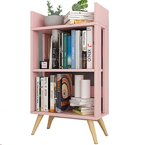 cute pink bookcase