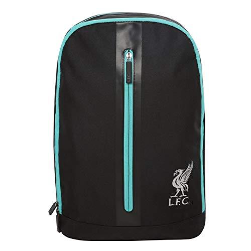 FC Liverpool - Zaino Tidepool, colore: nero, Nero, Taglia unica