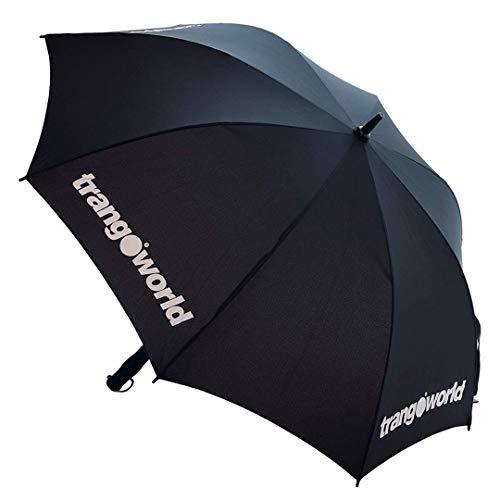 Trango Storm Paraguas, Unisex, Negro/Blanco, 30 cm