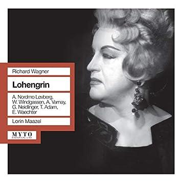 Wagner: Lohengrin (Live)