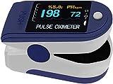 Zoom IMG-1 madprice saturimetro dito pulsossimetro pulsoximetro
