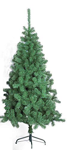 FLORA SRL Albero di Natale Asolo 120 Centimetri