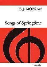 [(E.J.Moeran: Songs of Springtime)] [Author: E J Moeran] published on (December, 2003)