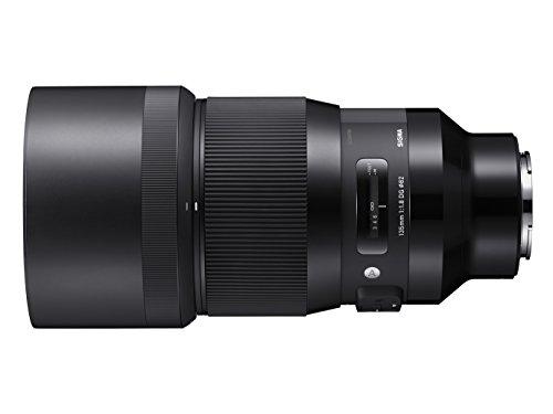 Sigma 135mm F1,8 DG HSM Art Objektiv (82mm Filtergewinde) für Sony-E Objektivbajonett