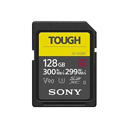 Sony Sf G Series Uhs Ii U3 V90 Sdhc Memory Card 128gb Computers Accessories