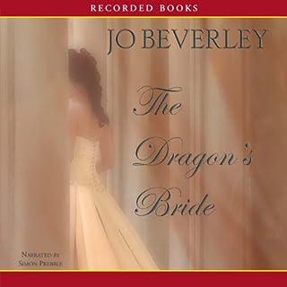 The Dragon's Bride audiobook cover art