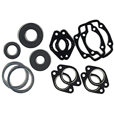 Gasket Set with Oil Seal 1977-1999 Arctic Cat Kitty Cat Snowmobile