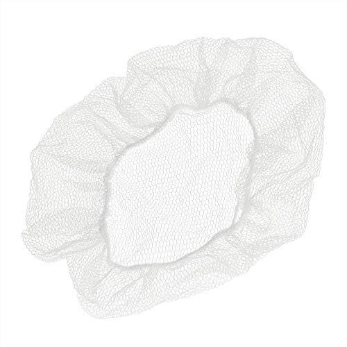 Sinrextraonry Disposable Nonwoven Bouffant Caps Hair Net for Hospital Salon Spa Catering and Dust-free Workspace