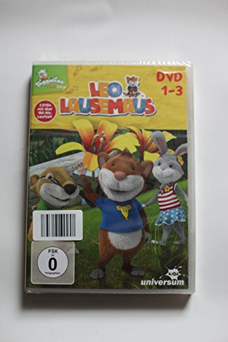 Leo Lausemaus DVD 1-3