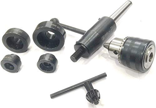 MT3 Werkzeughalter für Drehbank, Schneiden, Gewindeschneiden, Bohren, Komplettlösung