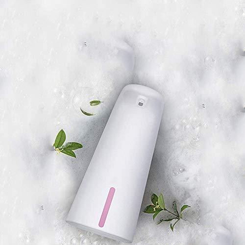 Automatische Vloeibare Schuimende Zeepdispenser, Touchless Smart Pomp voor Lotion Detergent Douchegel Shampoo Thuis Keuken Badkamer School Ziekenhuis Hotel