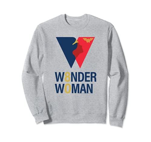 Wonder Woman 80th Anniversary W8NDER WOMAN Sudadera