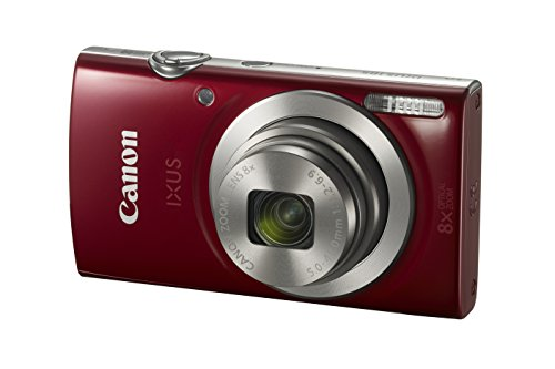 Canon Ixus 185 cámara Digital - Rojo