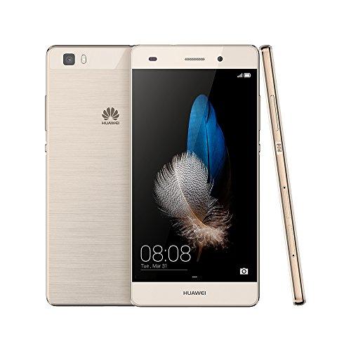 HUAWEI P8 Lite ALE-L21 16GB Oro, Dual Sim, 5 Pulgadas, Smartphone Abierto, de la Internacional, No, sólo gsm, CDMA n