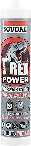 Soudal 16118694 - Polimero T-Rex Power 290Ml-16118694Crist