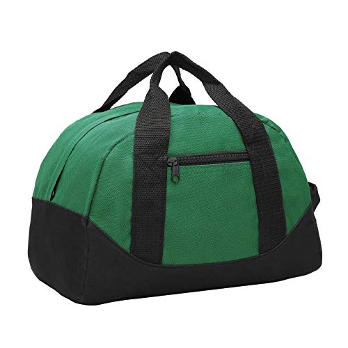 """BuyAgain Duffle Bag, 12"""" Small Mini Travel Carry On Sport Duffel Gym Bag with Top Handle"""