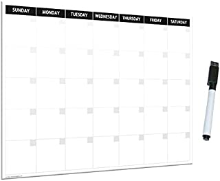 Amazon.com: Dry Erase - Wall Calendars / Calendars, Planners ...