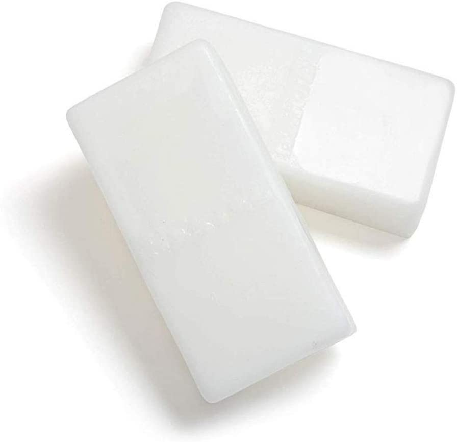 Paraffin Wax Blocks Under blast sales - 1.5 Large-scale sale Refined Multi-Purpose pounds Fully