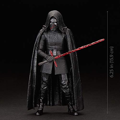 Star Wars The Black Series Supreme Leader Kylo Ren