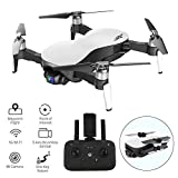 Drone GPS Pliable,Drone 4K Camera GPS Retour À La Maison 5G WiFi FPV Long Flight Time Drone 25 Minutes Drone Pliable/Adapté Aux Adultes Enfants