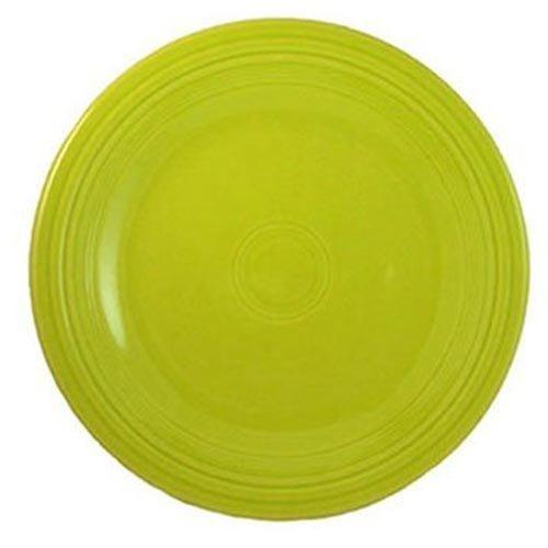 Fiesta 7-1/4-Inch Salad Plate, Lemongrass by Fiesta