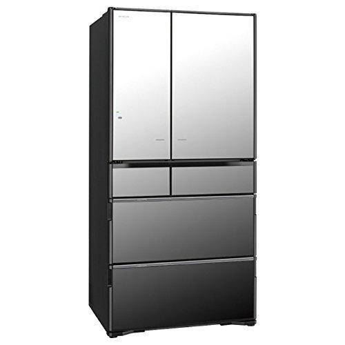 日立 真空チルド 冷蔵庫 Xシリーズ 730L クリスタルミラー R-X7300F X
