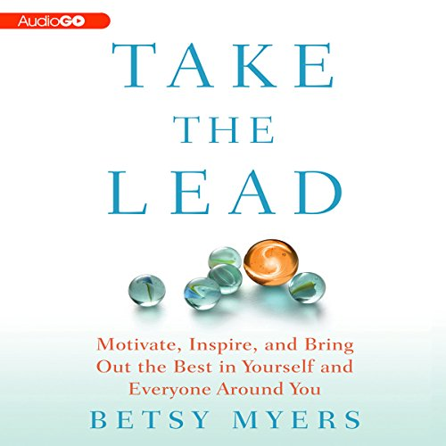 Take the Lead audiobook cover art