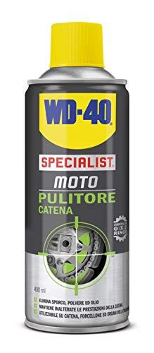 WD-40 Specialist Moto Pulitore Catena Moto Spray, 400 ml