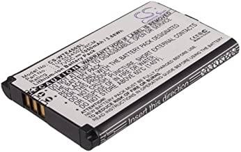 Cameron Sino Replacement Battery Wacom CTH-470, CTH-470S, CTH-670, CTH-670S, CTH-670S-DE, CTL-470, Intuos5 Touch, PTH-450-DE, PTH-450-EN (1050mAh)