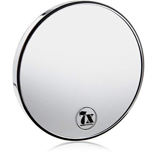Fantasia - Miroir métal 3 ventouses - Grossissant 7x