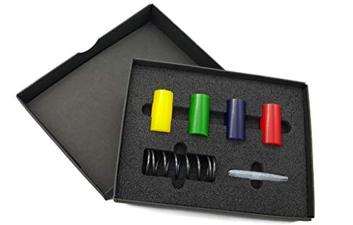 Mobeartec L2x-Brake Mod-Kit, Simracing Bremspedal Mod für G29/G920 Pedal-Set