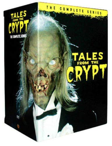 Best Buy! Sealed, Tales from The Crypt Complete Series Seasons 1-7 (DVD) New