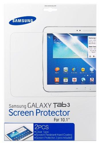 Samsung ET-FP520 2x Bildschirm-Schutzfolien für Galaxy Tab 3 10.1