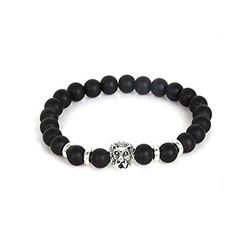 GYJUN Bracelet Bracelets de rive Alliage / Verre Forme Ronde / Forme d'Animal Mode Quotidien / Décontracté / Sports Bijoux CadeauDoré / Noir / , one size