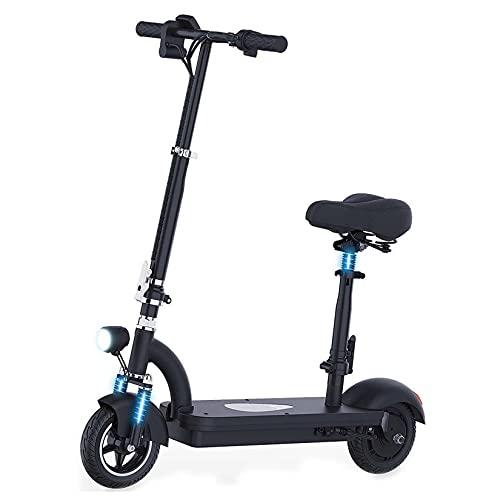 Scooter Eléctrico De 48 V Y 500 W, Patinetes Plegables para Viajeros...