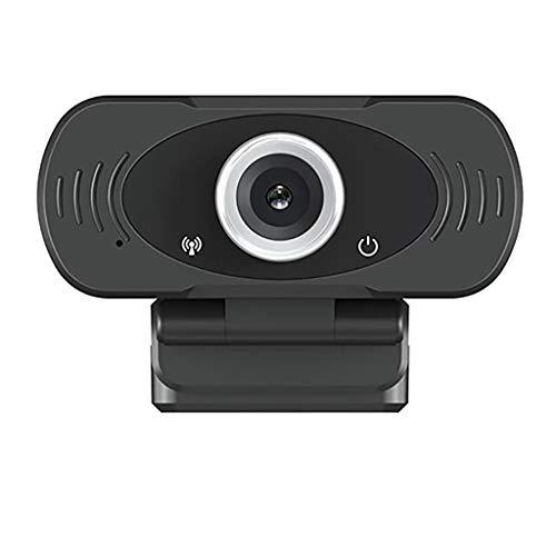 Full HD 1080P webcam met microfoon Microfoon, desktop pc Videobellen Webcamcamera Streamingcomputer Webcamera USB-camera