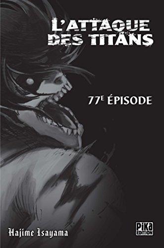 L'Attaque des Titans Chapitre 77