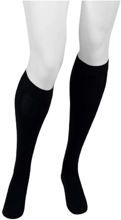 Juzo Assist sale Max 52% OFF 20-30 mmHg Knee Closed High V Black Toe