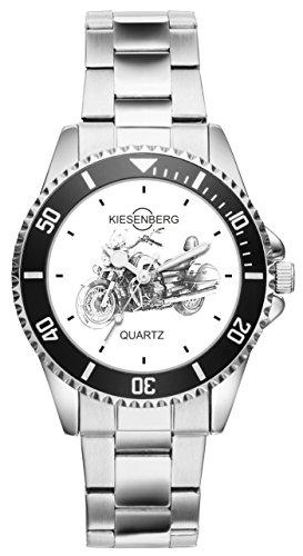 Geschenk für Moto Guzzi California Motorrad Fans Fahrer Kiesenberg Uhr 20033