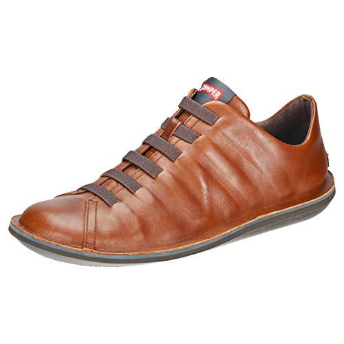 CAMPER Herren Beetle Sneaker, Braun (Medium Brown 210), 43 EU