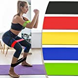 AEXiVE Resistance Loop Exercise Bands for Squats, Hips, Legs, Butt, Glutes and Heavy