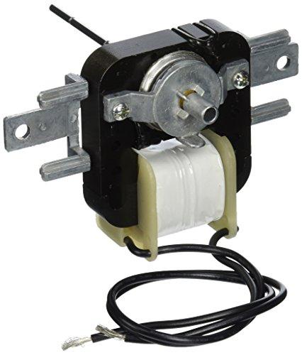 Supco SM999 Evaporator Fan Motor, Replaces Robertshaw 33-114, 33-112, 33-110, Mars 90999, and GEM 240-series - Black