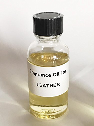 LEATHER Fragrance Oil 1oz Perfume Body Oil Similar to Ombre Leather Made in the USA