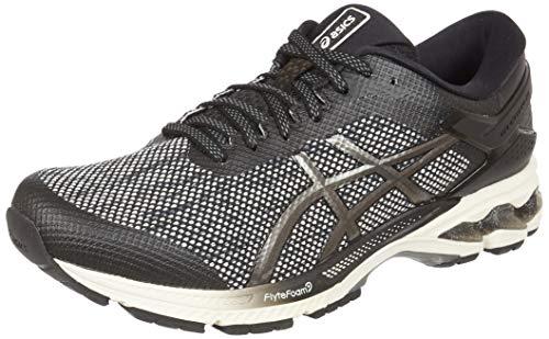 Asics Gel-kayano 26 Mx, Men's Running Shoes, Black / Gunmetal, 5 UK (39 EU)