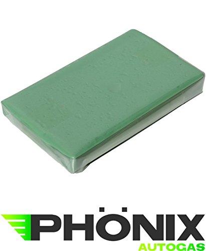 SEBA Top Pâte de nettoyage vert moyen 100 g avec Boîte de rangement