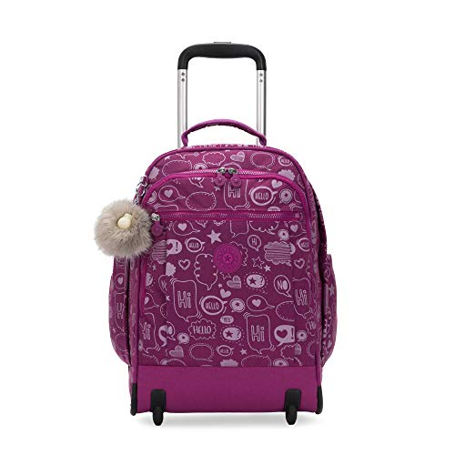 Kipling Gaze Large Printed Rolling Backpack Size: One Size