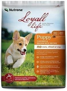 Loyall Life Puppy Chicken & Rice Formula 4 pounds