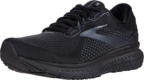 Brooks Glycerin 18 Black/Ebony 11.5