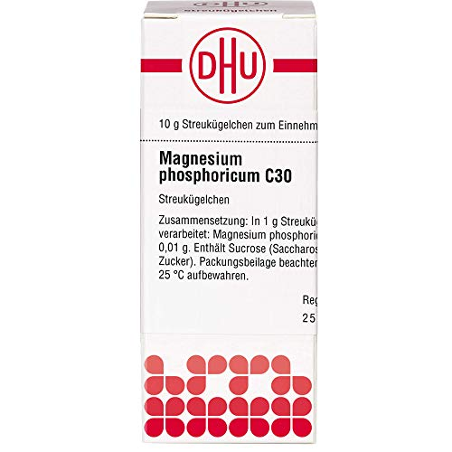 DHU Magnesium phosphoricum C 30 Streukügelchen, 10 g Globuli